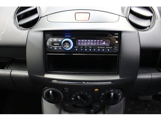 マツダ デミオ 13C-V スマートエディションII キーレス