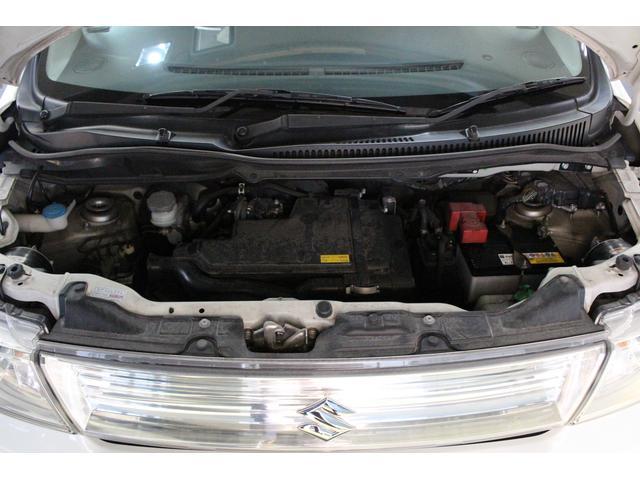 スズキ ワゴンRスティングレー X スマートキー HID 純正アルミ オートエアコン