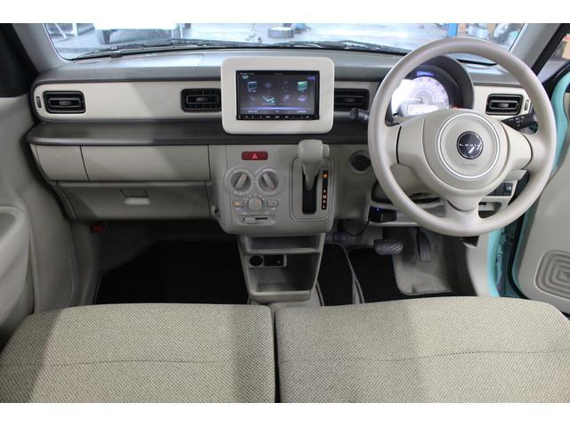 L 1オーナー フルセグナビ BT接続 衝突軽減 Bカメラ ETC シートヒーター スマートキー アイドリングストップ 社外アルミホイール 純正ホイールノーマルタイヤタイヤ有 CD DVD再生(3枚目)