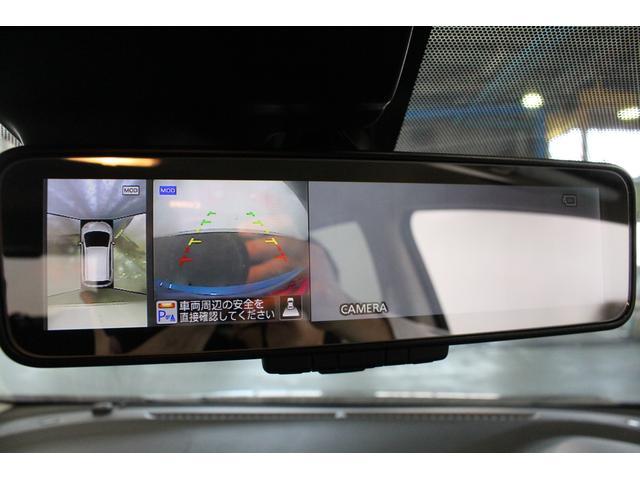 X メモリーナビ ワンセグTV ブルートゥース接続 アラウンドビューモニター バックカメラ ETC ドラレコ デジタルインナーミラー 衝突軽減ブレーキ スマートキー オートライト(8枚目)