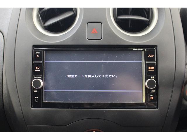 X 純正SDナビ ワンセグTV DVD再生可能 ブルートゥース接続 バックカメラ 衝突軽減ブレーキ オートライト スマートキー アイドリングストップ プライバシーガラス ドアバイザー(6枚目)