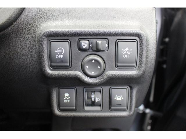 X 純正SDナビ ワンセグTV DVD再生可能 ブルートゥース接続 バックカメラ 衝突軽減ブレーキ オートライト スマートキー アイドリングストップ プライバシーガラス ドアバイザー(10枚目)