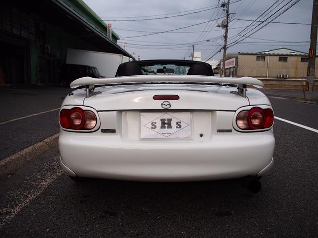 マツダ ロードスター RS NB3 MazdaSpeedフルエアロ Tベルト交換済