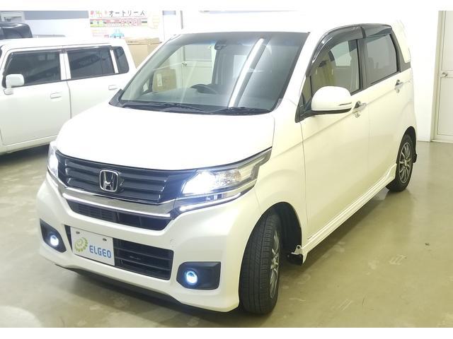 「ホンダ」「N-WGNカスタム」「コンパクトカー」「岡山県」の中古車42