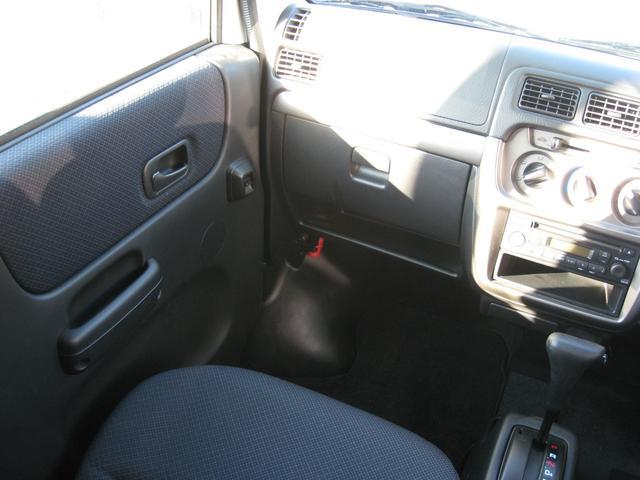 ホンダ バモスホビオプロ ベースグレード A/T 4WD CD キーレス