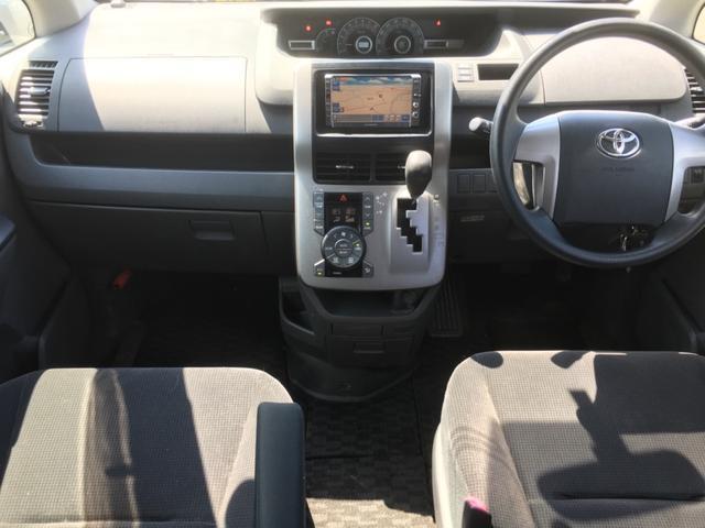 トヨタ ノア X 車検登録済 修理保険2年加入