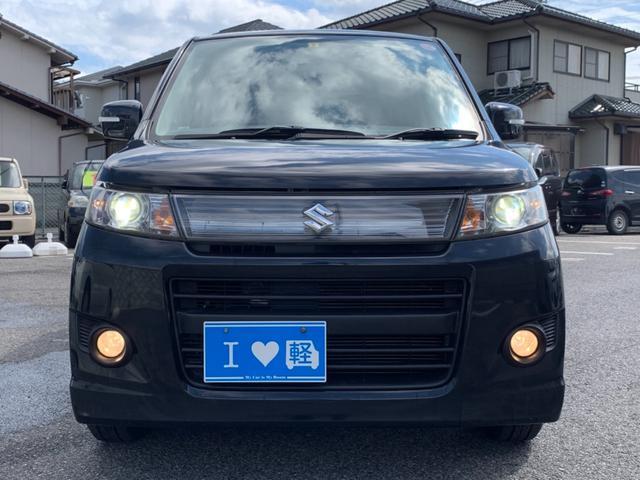 「スズキ」「ワゴンRスティングレー」「コンパクトカー」「岡山県」の中古車9