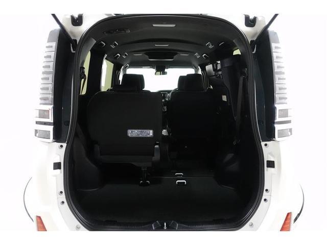 ZS 煌 室内クリーニング済 後席モニター 衝突被害軽減システム 両側電動スライド LEDヘッドランプ 乗車定員7人 3列シート 記録簿(9枚目)