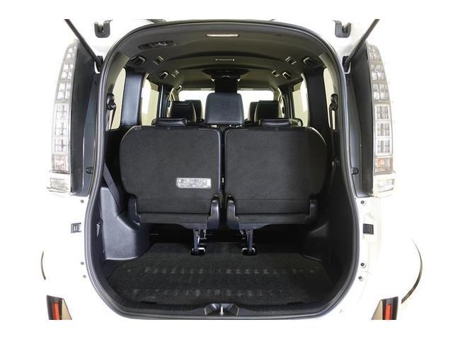 ZS G's フルセグ メモリーナビ DVD再生 ミュージックプレイヤー接続可 後席モニター バックカメラ 衝突被害軽減システム ETC 両側電動スライド LEDヘッドランプ 乗車定員7人 3列シート 記録簿(14枚目)