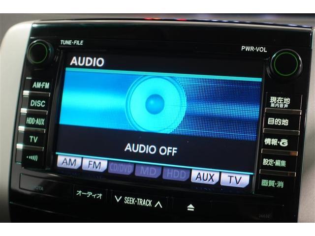 V フルセグ HDDナビ DVD再生 バックカメラ ETC 両側電動スライド HIDヘッドライト 乗車定員8人 3列シート 記録簿(20枚目)