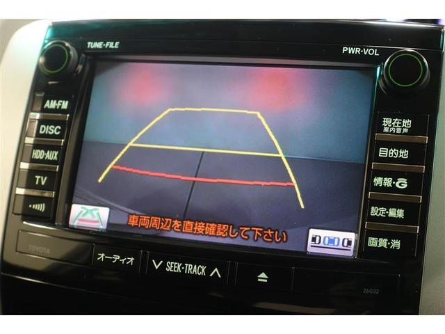 V フルセグ HDDナビ DVD再生 バックカメラ ETC 両側電動スライド HIDヘッドライト 乗車定員8人 3列シート 記録簿(21枚目)