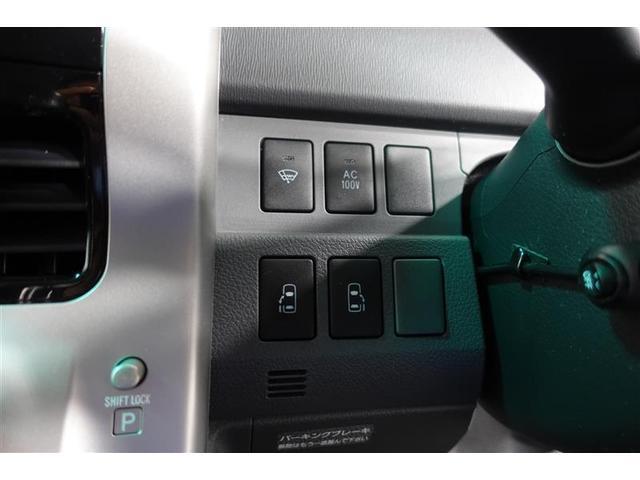 V フルセグ HDDナビ DVD再生 バックカメラ ETC 両側電動スライド HIDヘッドライト 乗車定員8人 3列シート 記録簿(25枚目)