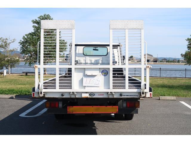 積載車 UNIC UC-35 NEO5 積載車3000kg(9枚目)