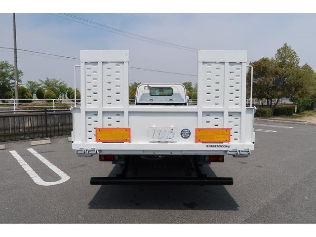 積載車 フラトップ 3000kg ラジコン 6速MT(12枚目)