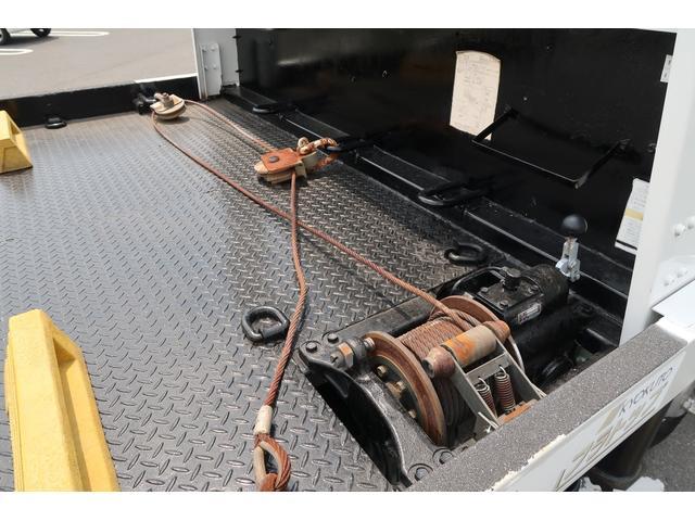 積載車 フラトップ 3000kg ラジコン 6速MT(19枚目)
