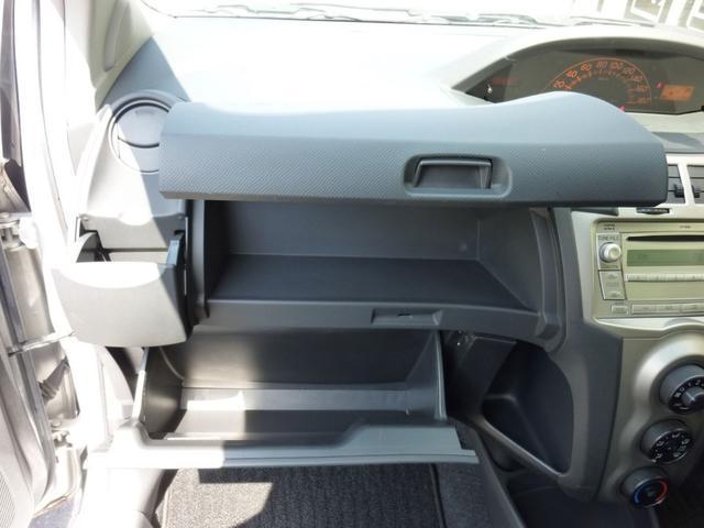 トヨタ ヴィッツ F 純正CDラジオ 低走行1.5万Km キーレス PW AC