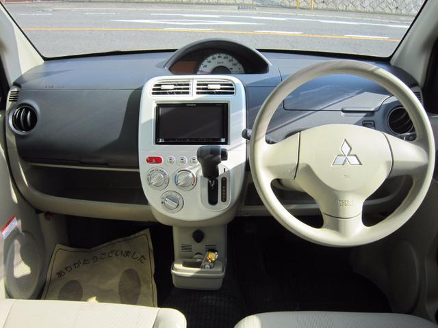 三菱 eKワゴン M 4WD 助手席回転シート SD1セグナビ シートヒーター