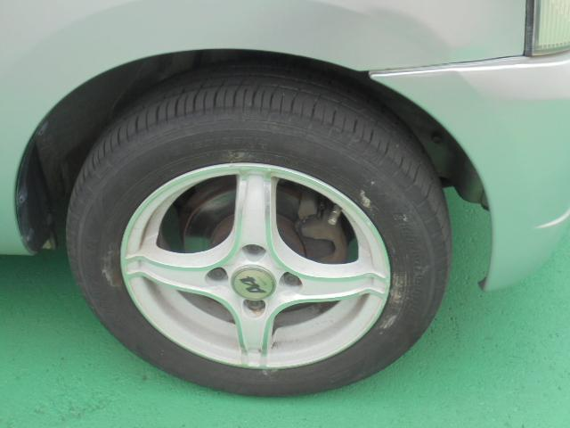 スズキ ワゴンR キーレス CD アルミ
