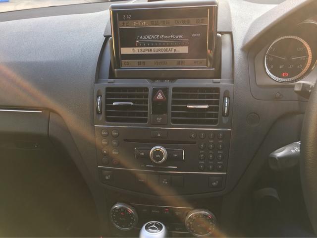 メルセデス・ベンツ M・ベンツ C300アバンギャルドS TV ナビ CD バックカメラ