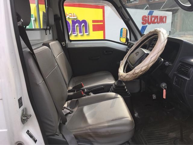 スバル サンバートラック 運転席エアバッグ 三方開