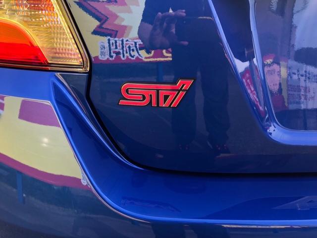 STI AW オーディオ付 300台限定車 4WD セダン(10枚目)