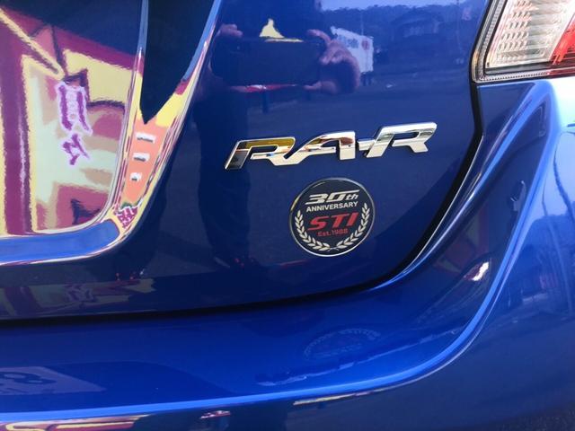 STI AW オーディオ付 300台限定車 4WD セダン(11枚目)