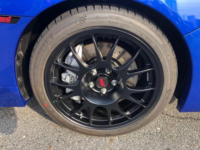 STI AW オーディオ付 300台限定車 4WD セダン(14枚目)