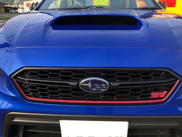 STI AW オーディオ付 300台限定車 4WD セダン(15枚目)
