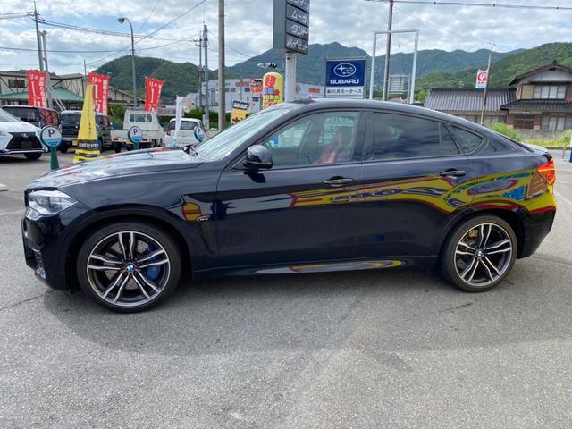 「BMW」「X6 M」「SUV・クロカン」「山口県」の中古車4