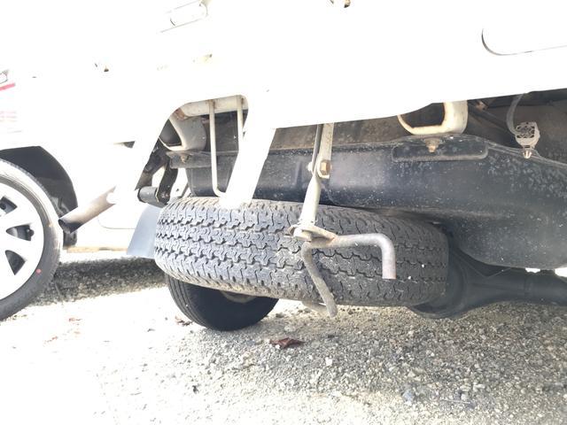 DX 4WD AC MT 軽トラック ホワイト エアバッグ(8枚目)