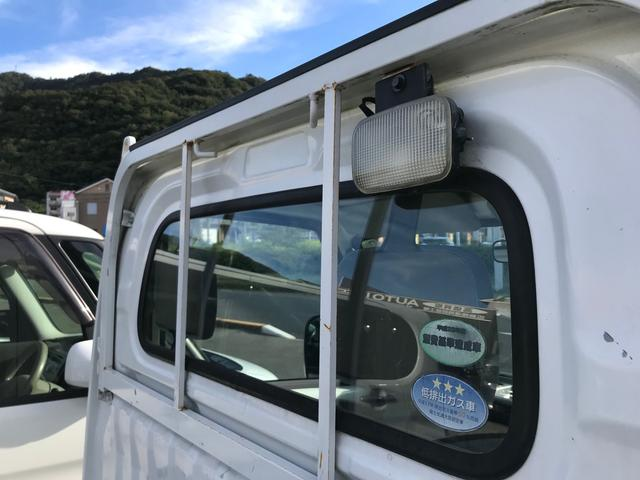 DX 4WD AC MT 軽トラック ホワイト エアバッグ(10枚目)