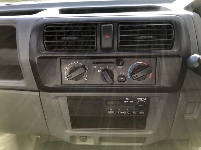 DX 4WD AC MT 軽トラック ホワイト エアバッグ(12枚目)
