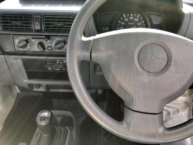 DX 4WD AC MT 軽トラック ホワイト エアバッグ(15枚目)
