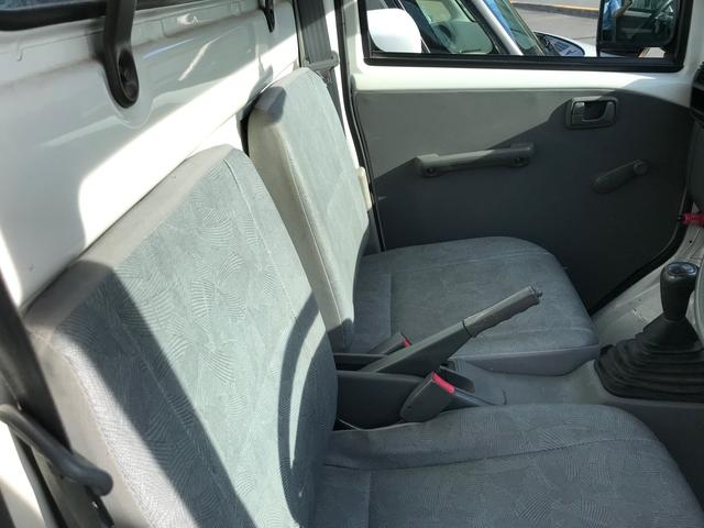 DX 4WD AC MT 軽トラック ホワイト エアバッグ(19枚目)