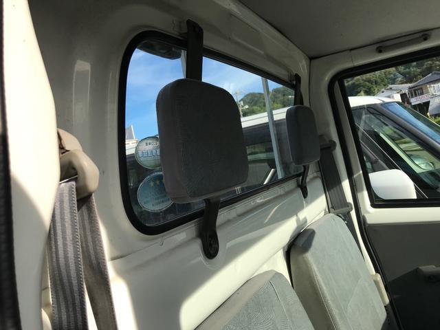 DX 4WD AC MT 軽トラック ホワイト エアバッグ(20枚目)