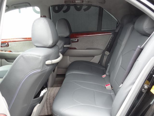 トヨタ セルシオ C仕様 Fパッケージ エアサス DVDマルチ シートカバー