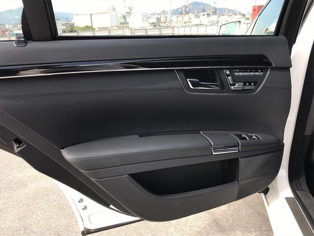 S63 AMGロング ナビ 革シート バックカメラ(11枚目)