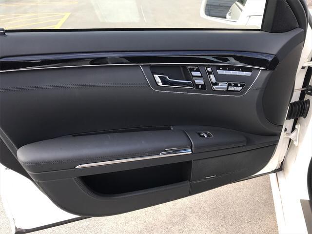 S63 AMGロング ナビ 革シート バックカメラ(17枚目)