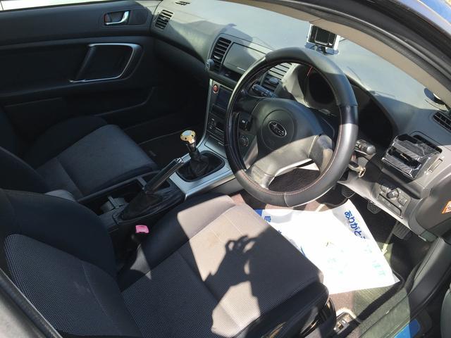 スバル レガシィB4 2.0GT 4WD