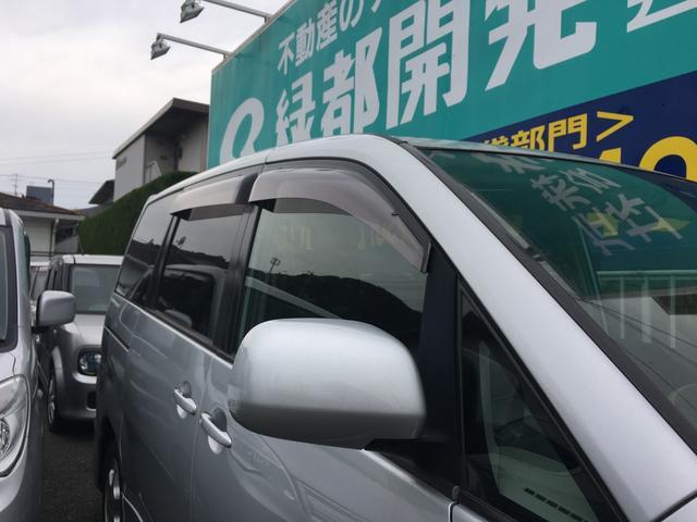 トヨタ ヴォクシー Z キーレス HID 衝突安全ボディ AW15インチ