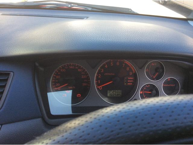 三菱 ランサー GSRエボリューションVIIIナビ地デジETCマフラー