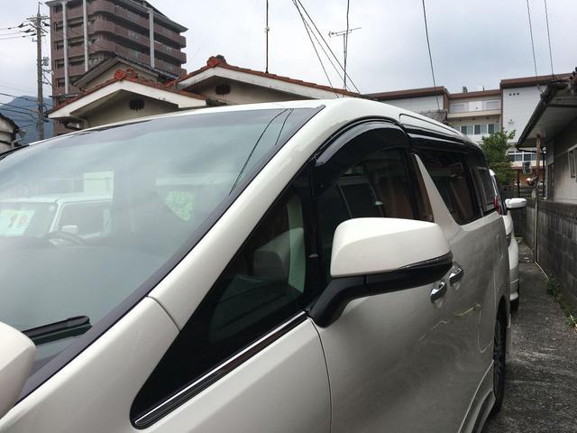 トヨタ アルファード 2.5S Cパッケージ モデリスタエアロ パワーバックドア