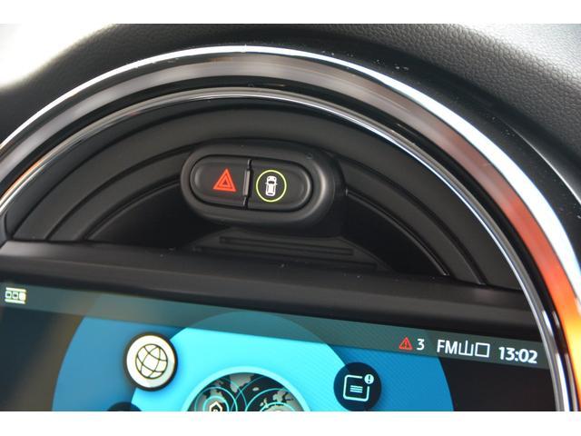 クーパーD LEDヘッドライト HDDナビ(12枚目)