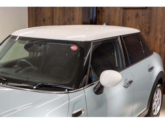 クーパー アイスブルー ホワイトルーフ 400台限定車(12枚目)