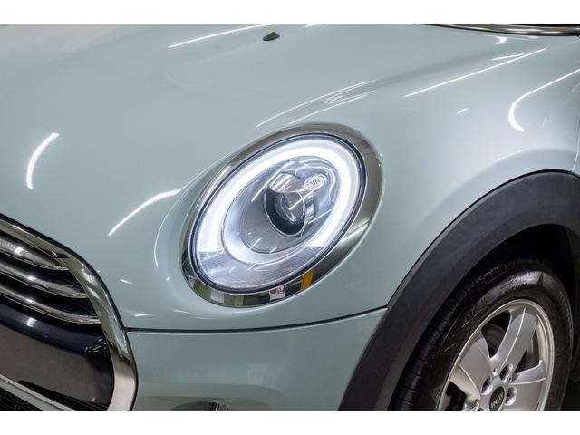 クーパー アイスブルー ホワイトルーフ 400台限定車(14枚目)