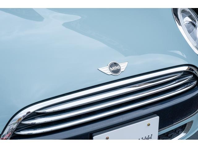 クーパー アイスブルー ホワイトルーフ 400台限定車(15枚目)