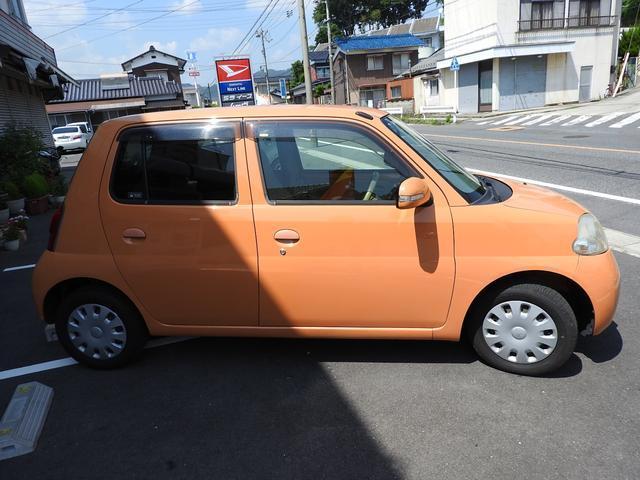 ダイハツ エッセ X キーレス CD グー鑑定車