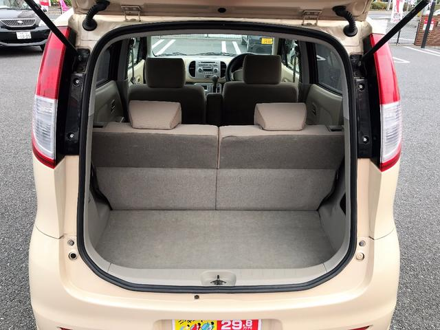 スズキ MRワゴン X スマートキー ベンチシート UVカットガラス オートAC