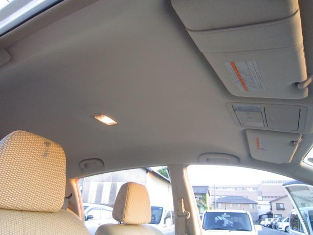 日産 ティーダ 15M ハーフレザーシート CD 15AW オートライト