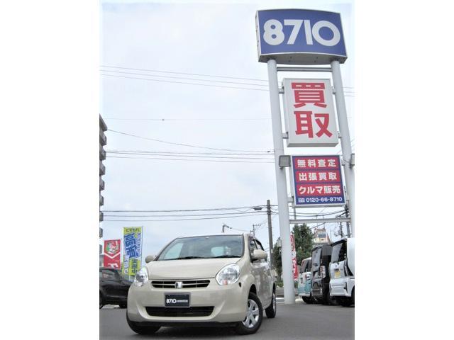 「トヨタ」「パッソ」「コンパクトカー」「広島県」の中古車2